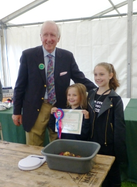 Fulmer Infant School, Winners of the Grand Inter-School's Potato Competition